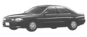 MITSUBISHI ETERNA 1994 г.
