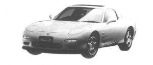 MAZDA EFINI RX-7 1994 г.