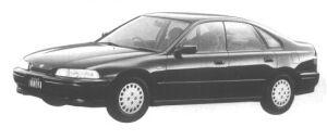 HONDA ASCOT INNOVA 1994 г.