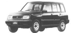 SUZUKI ESCUDO 1994 г.