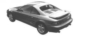 TOYOTA MR-2 1995 г.