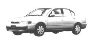 NISSAN PRIMERA CAMINO 1995 г.