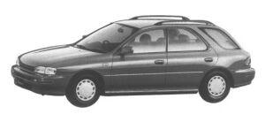 SUBARU IMPREZA 1995 г.