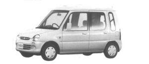 MITSUBISHI MINICA TOPPO 1995 г.