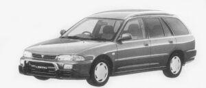 MITSUBISHI LIBERO 1996 г.
