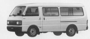MAZDA FORD J80 1996 г.