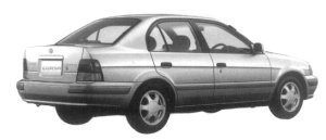 TOYOTA CORSA 1997 г.