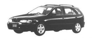 NISSAN PULSAR SERIE S-RV 1998 г.