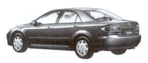 MAZDA ATENZA 2002 г.