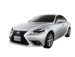 LEXUS IS300H 2016 г.