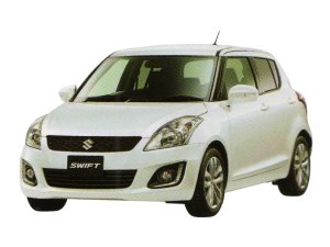 SUZUKI SWIFT 2017 г.