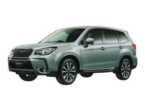 SUBARU FORESTER 2017 г.