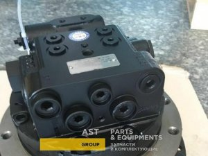 Редуктор хода, бортовая передача на KOMATSU PC 60, PC71, PC75, P