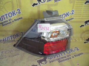 Стоп на Honda Stepwgn RG3 K24A P8027