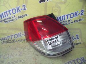 Стоп на Suzuki Solio MA15S K12B 35603-54M0