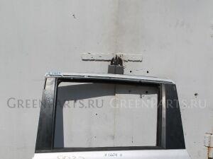 Дверь на Toyota Wish ANE11 СЕРЕБРО