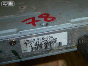 Блок управления двигателем на Honda Partner EY8 D16A