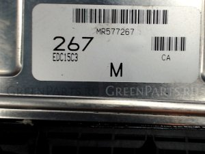 Блок управления на Mitsubishi Space Star F9Q