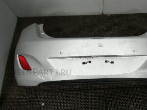 Бампер на Hyundai i30 2012-2015 G4NBB