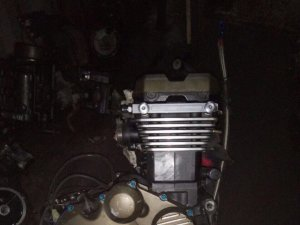 Двигатель zrx1200 zrt20ae