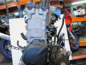 Двигатель gsx-r750 r741