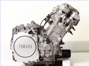 Двигатель fzr1000 3gm