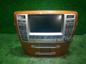 Автомагнитофон на Toyota Crown Majesta UZS187 3UZ-FE