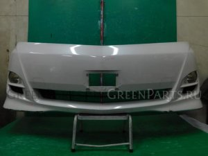 Бампер на Toyota Alphard ANH10W 2AZ-FE 42-34