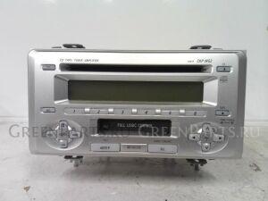 Автомагнитофон на Toyota Corolla Fielder NZE121G 1NZ-FE