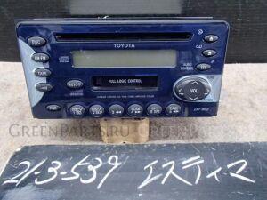 Автомагнитофон на Toyota Estima ACR30W 2AZ-FE