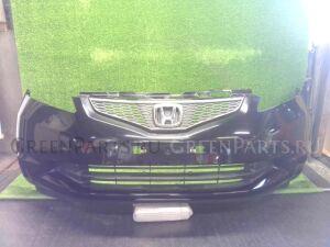 Бампер на Honda Fit GE8 L15A-167