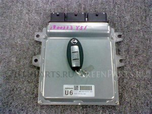 Блок efi на Nissan Fuga Y51 VQ25HR