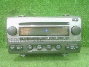 Автомагнитофон на Toyota Allex NZE121 1NZFE