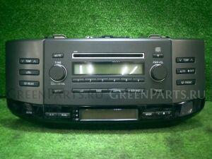 Автомагнитофон на Toyota Mark X GRX120 4GR-FSE