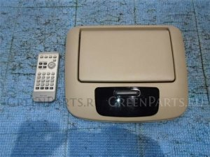 Автомагнитофон на Toyota Alphard ANH15W 2AZFE