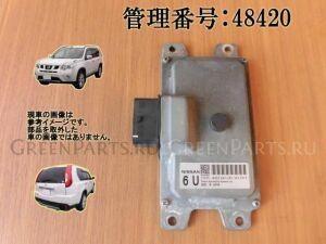 Блок управления АКПП на Nissan X-Trail DNT31 M9R
