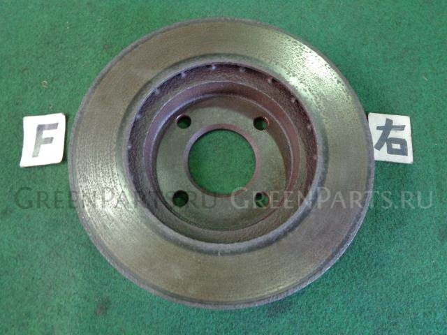 Тормозной диск на Nissan Ad VFY11 QG15DE