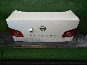Крышка багажника на Nissan Skyline V35 VQ25DD