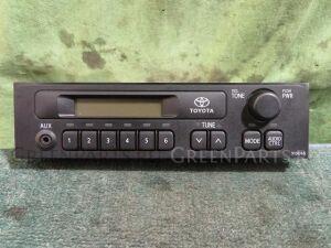 Автомагнитофон на Toyota Succeed NCP160V 1NZ-FE