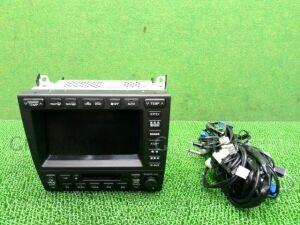Автомагнитофон на Toyota Aristo JZS160 2JZ-GE