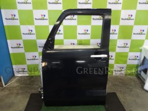 Дверь боковая на Daihatsu Tanto LA650S KF-VET
