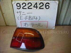 Стоп на Nissan Sunny FB14 GA15DE
