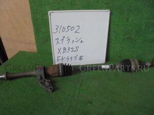 Привод на Suzuki Splash XB32S K12B