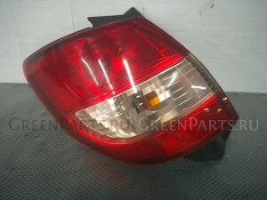 Стоп на Suzuki Cervo HG21S K6A