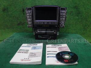 Автомагнитофон на Toyota Crown GRS181
