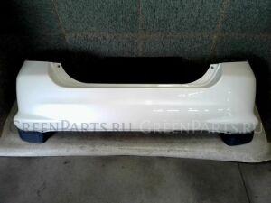 Бампер на Honda Fit GD1 L13A-231