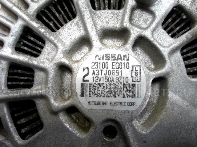 Генератор на Nissan Skyline V36 VQ25HR