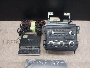 Автомагнитофон на Nissan Teana J32 VQ25DE