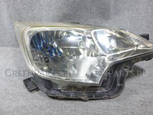 Фара на Toyota Ractis NCP120 1NZ-FE 52-211