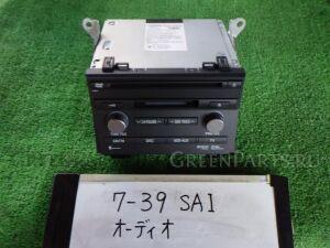 Автомагнитофон на Toyota Sai AZK10 2AZ-FXE